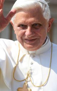 Emeritus-paus-Benedictus-XVI