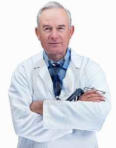 confident-old-doctor-smiling-isolated-white-14973871