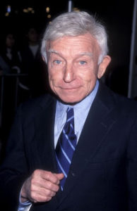 "Actor Henry Gibson attends the world premiere of ""Magnolia"" on D"